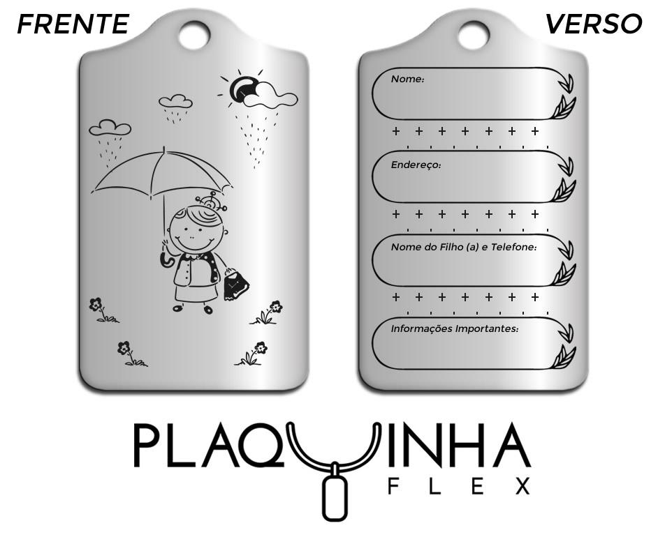 ❤ Especiais Mod. 005-5 - Aço Inox