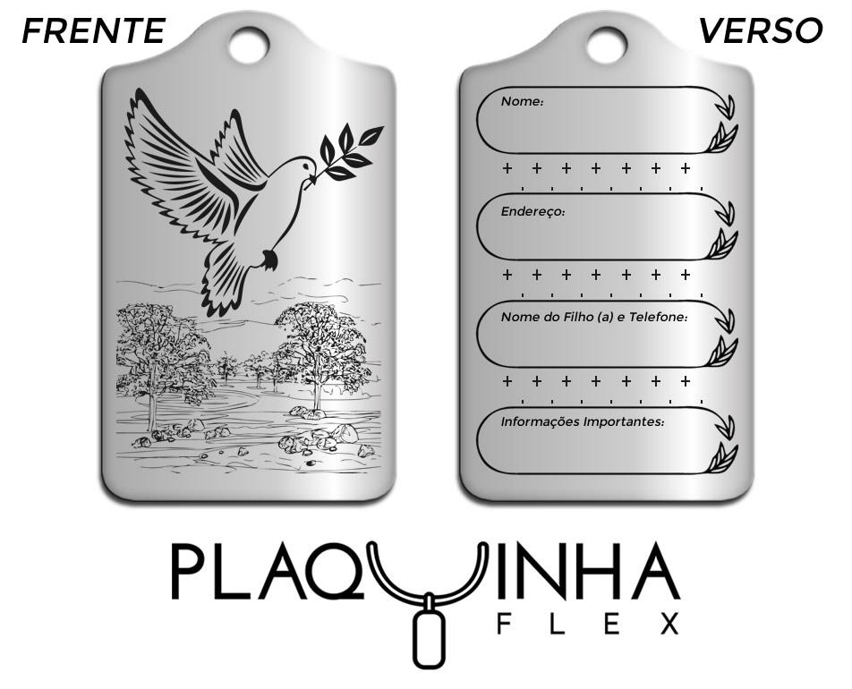 ❤ Especiais Mod. 005-7 - Aço Inox